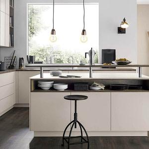 Sand Grey Kitchen