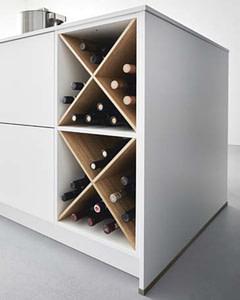 Bottle storage