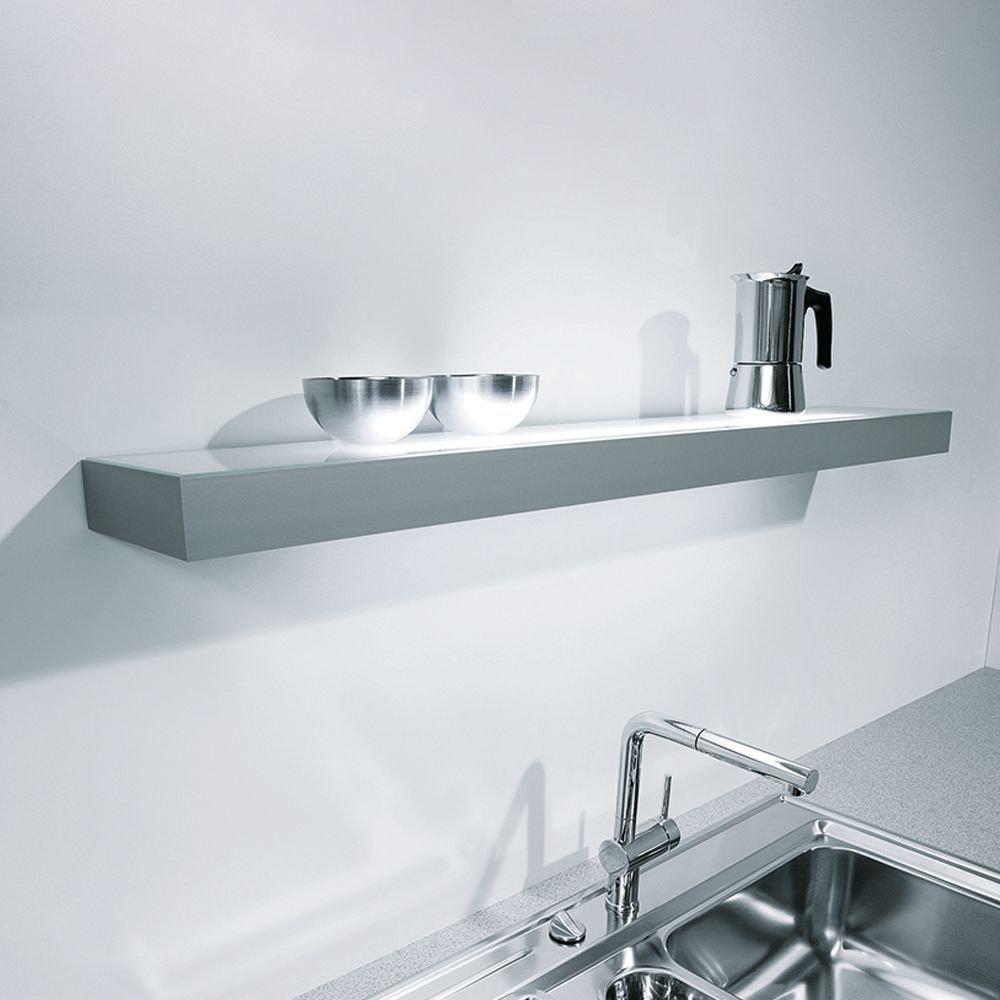 Light box shelves