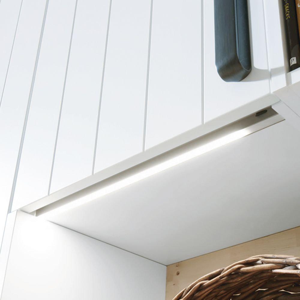 Flush mounted LED
