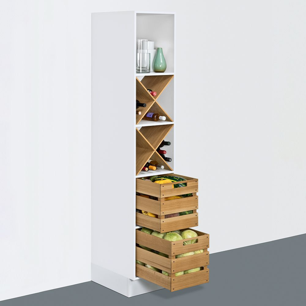 Oak storage
