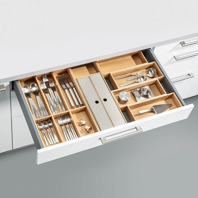 Flex box storage