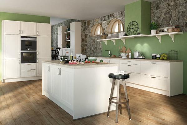 Farmhouse Kitchen Magnolia Satin Lacquer